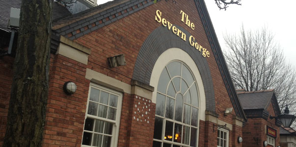 The Severn Gorge - Great Value Carvery