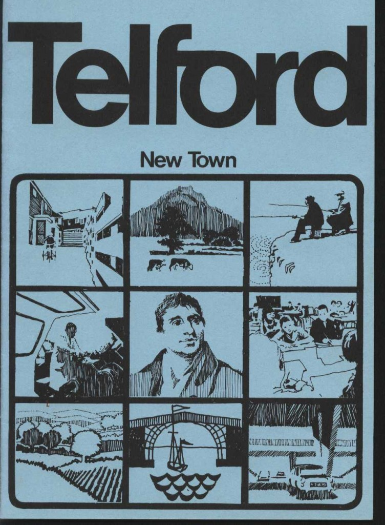 Telford New Town Cover