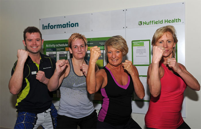 The Les Mills Workout comes to Nuffield Health in Telford
