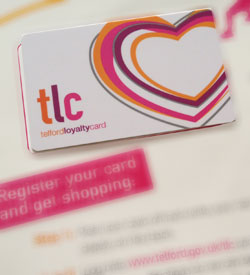 The Telford Loyalty Card