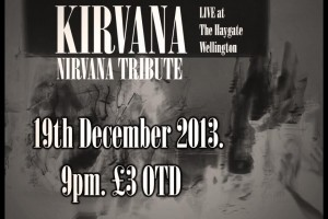 Live Music: Kirvana Nirvana @ The Haygate