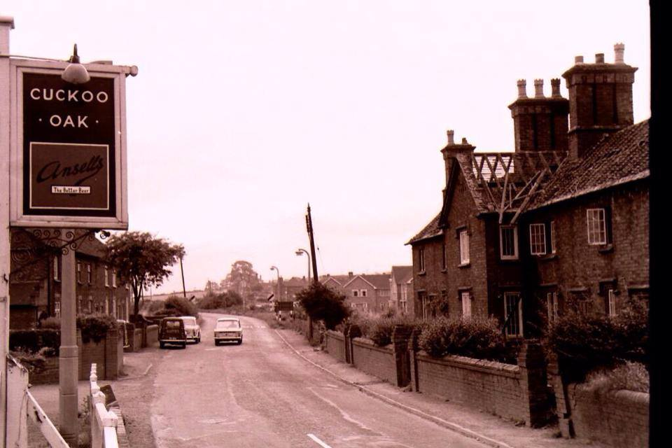 Telford History: Cuckoo Oak