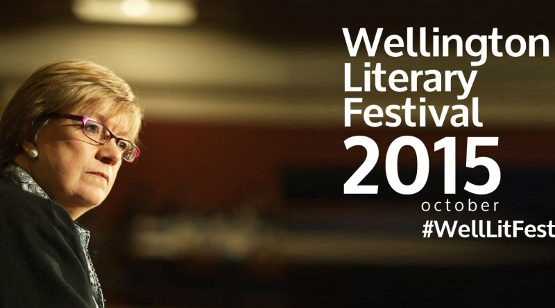 Wellington Literary Festival 2014