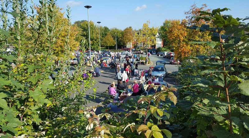Wellington Car Boot Sale - Telford