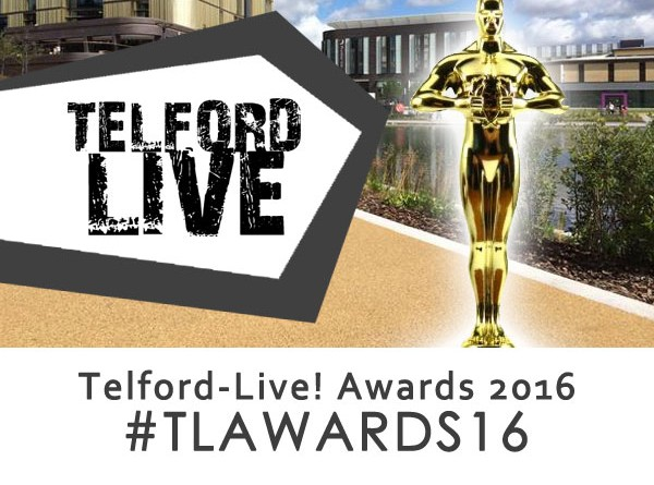Telford Live Social Media Awards 2016