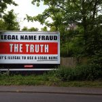 legal name fraud billboard