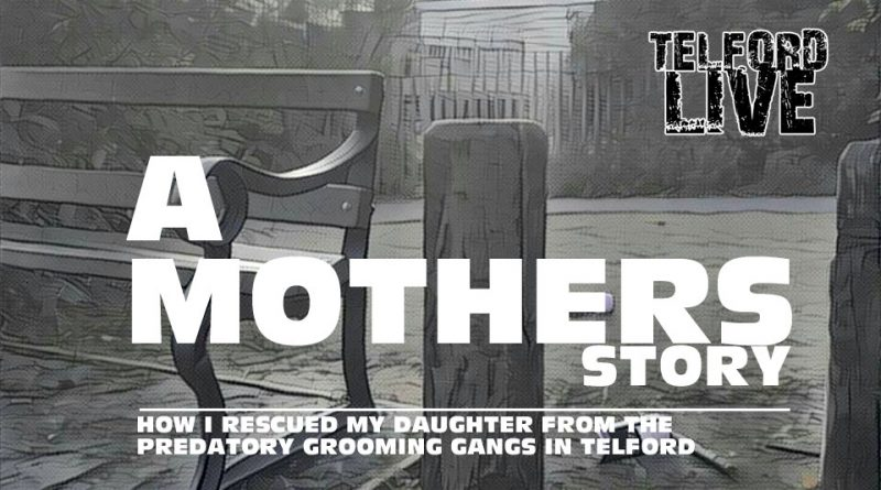 Telford Grooming Gang: A Mother's Story