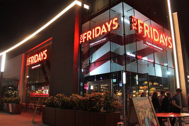 TGI Fridays UK Follow us for the Original, American, Social experience! The best food, the best cocktails, in here it's always Friday! 🍔🍸🎉 manytubes.ml