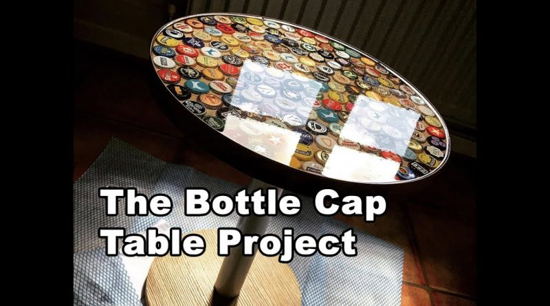 Telford Man S Bottle Top Project Telford Live
