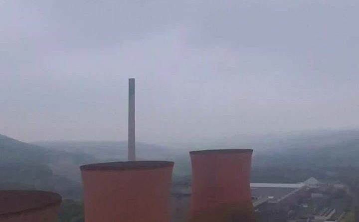 Ever wondered what's inside the Ironbridge Power Station cooling towers?