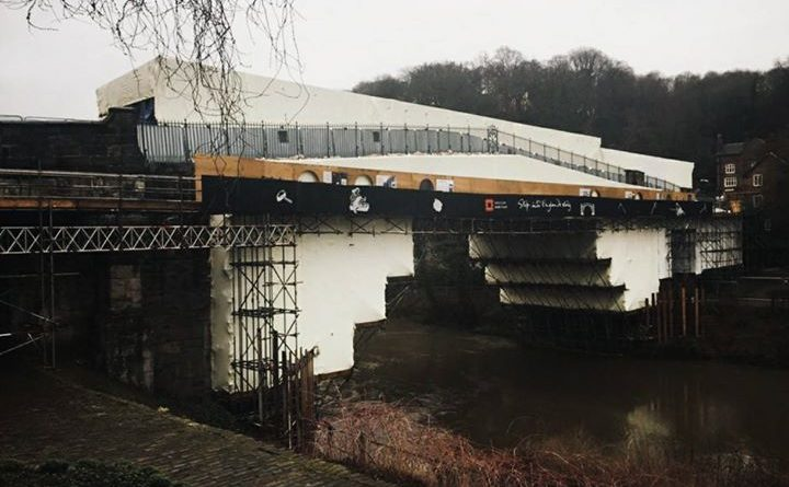 Opportunity to explore the structure of the iconic Iron Bridge confirmed