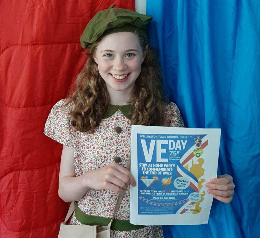 Virtual VE Day Planned By Wellington Town Council
