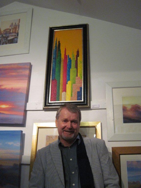 David Pearson, Artist