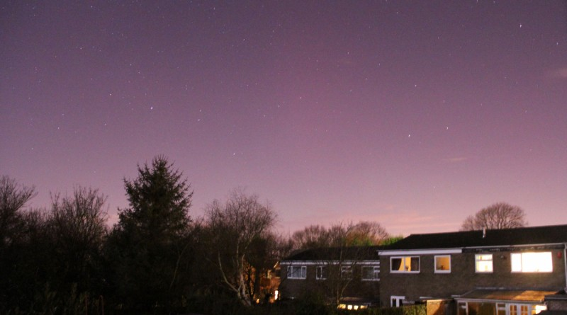 Aurora Photo by Jacob Wood, Telford