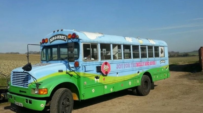 BBQ Bus