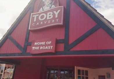 Food Review: Apley Arms Toby Carvery
