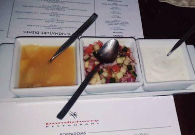 Food Review: Pondicherry Restaurant, Ironbridge by Chez.