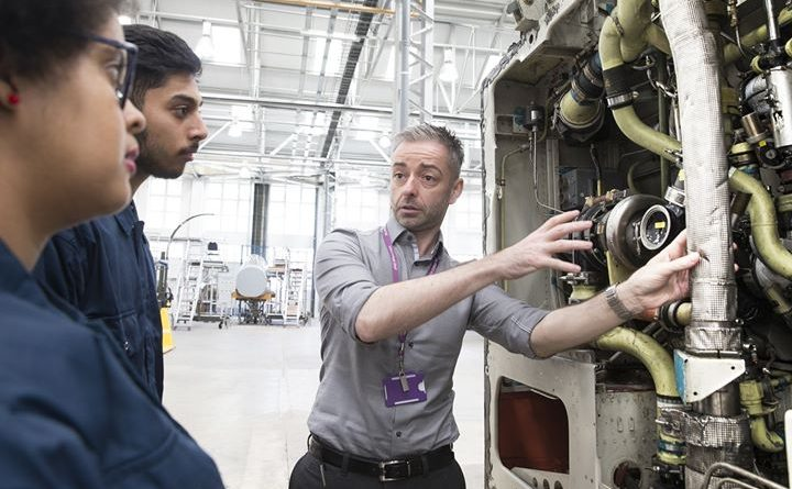 Aviation courses ready for Telford Take Off