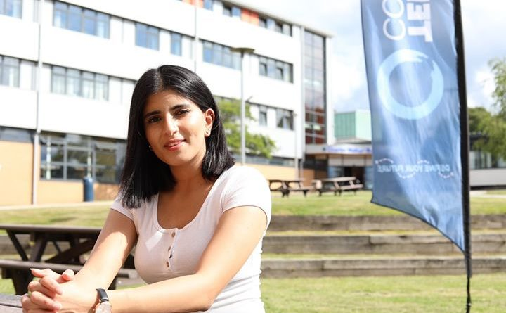 Daljeet's First Class Journey Started at Telford College