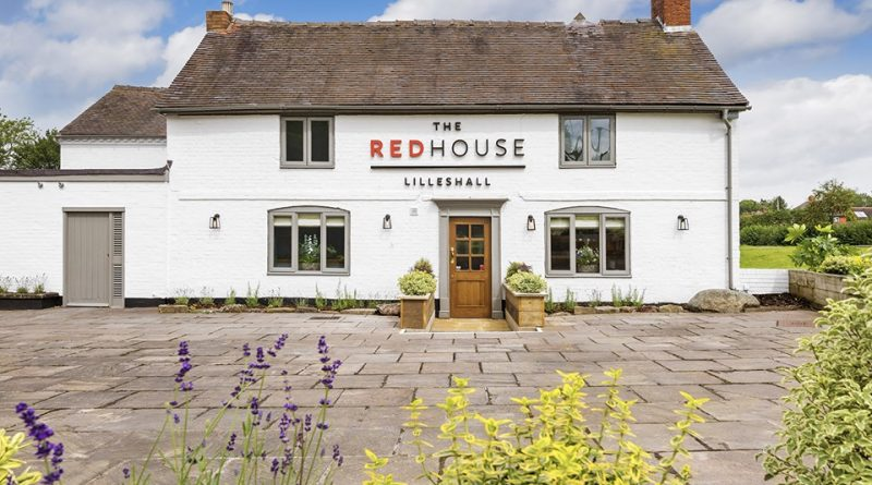 The Red House Opens for Business