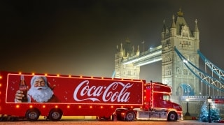 Coke Truck locations revealed. Telford isn't one of them.