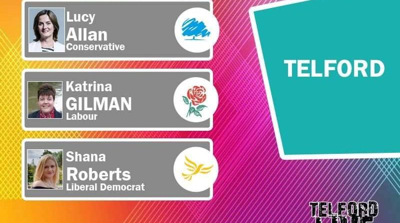 Want to see what your local Telford candidates think?