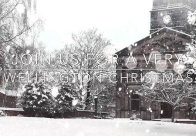Wellington Christmas Advert