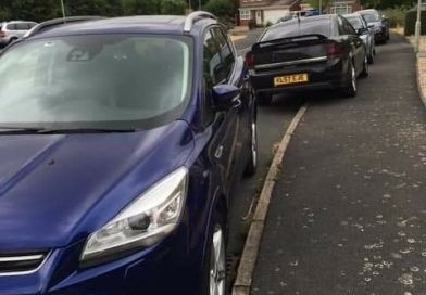 'Near misses and road rage' as hospital visitors clog estate.