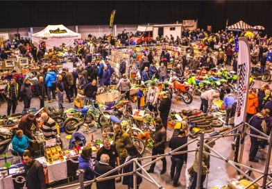Classic Dirt Bikes return to Telford