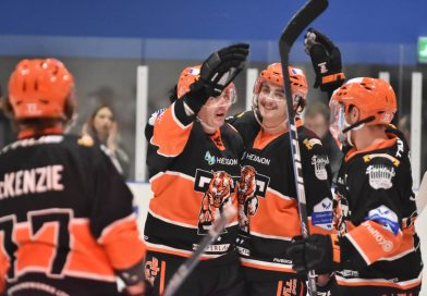 Hexagon Telford Tigers take the league title