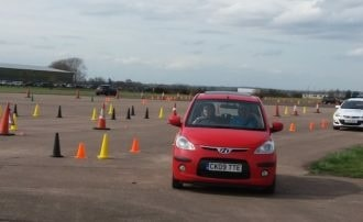 Under 17s Invited on 5 day driving course